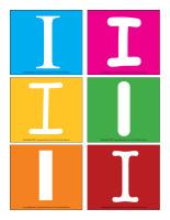 Lettres I en couleurs-1