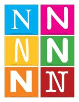 Lettres N en couleurs-1