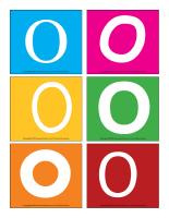 Lettres O en couleurs-1