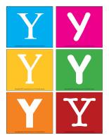 Lettres Y en couleurs-1