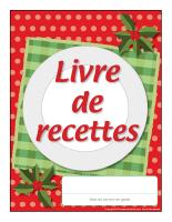 Livre de recettes-Noel-1