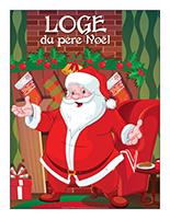 Loge du père Noël
