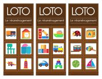 Loto-Le réaménagement