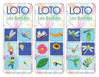 Loto-Les libellules