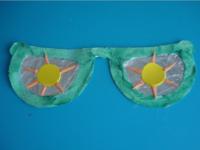 Lunettes de soleil géantes-1