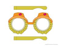 Lunettes-épouvantail