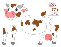 Ma vache articulée