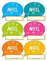 Macarons-Activité projet-avril