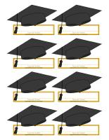 Macarons-Graduation