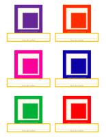Macarons-Le carré