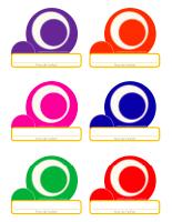 Macarons-Le cercle