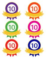 Macarons-Le chiffre 10