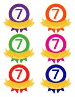 Macarons-Le chiffre 7