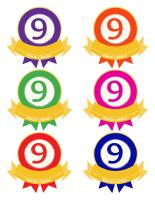 Macarons-Le chiffre 9
