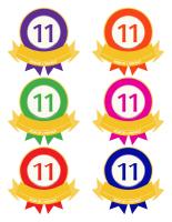 Macarons-Le nombre 11
