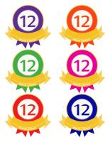 Macarons-Le nombre 12