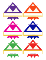Macarons-Le triangle