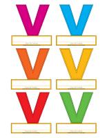 Macarons-Lettre V