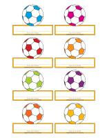 Macarons-Soccer