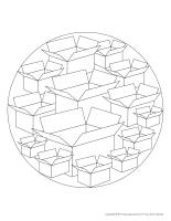 Mandalas-Le carton
