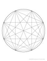 Mandalas-Le triangle