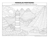 Mandalas-Montagnes