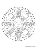 Mandalas-Pâques-Petites douceurs