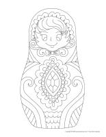 Mandalas-Poupées