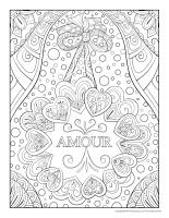 Mandalas-Saint-Valentin-Lettres d'amour
