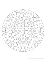 Mandalas-trésors