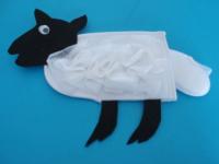 Marionnette mouton-7