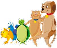 Marionnettes - L'animalerie