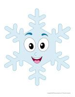 Marionnettes-Flocons de neige