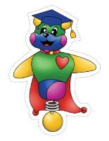 Marionnettes-Graduation avec Poni