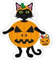 Marionnettes-Halloween-Dans le noir