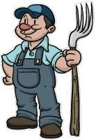 Marionnettes-L'agriculture