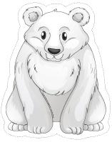Marionnettes-L'ours polaire