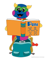 Marionnettes-La rentrée avec Poni