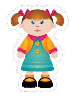 Marionnettes-Les poupées