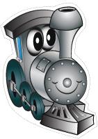 Marionnettes-Les trains