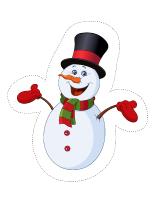 Marionnettes-Les vacances de Noël