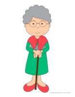 Marionnettes-Mamans et grands-mamans-3