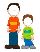 Marionnettes-Mon Papa et moi-2
