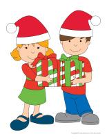 Marionnettes-Noël-Le partage