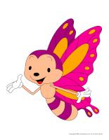 Marionnettes-Papillons