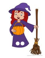 Marionnettes à doigts-Halloween-1