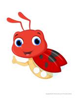 Marionnettes à doigts-Insectes-2