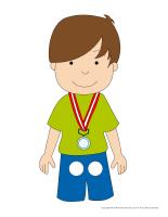 Marionnettes à doigts-Olympiades d'été-1-1