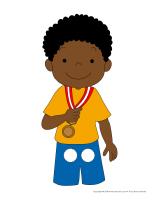 Marionnettes à doigts-Olympiades d'été-2