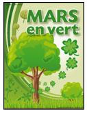 Mars en vert